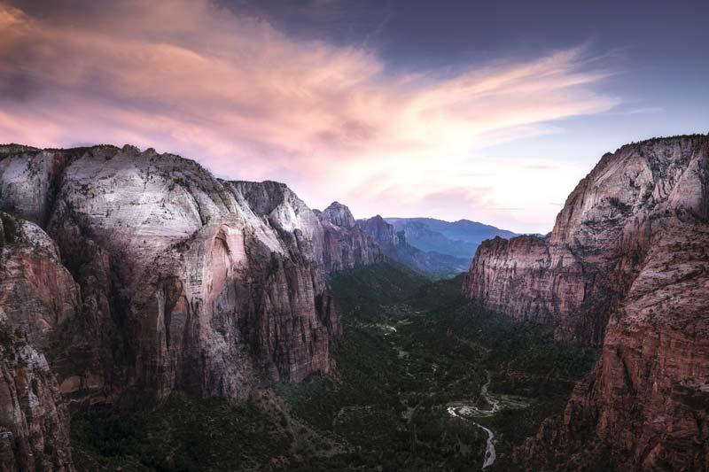 Parque Nacional de Zion