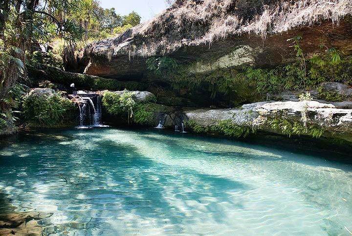 Parque natural Isalo