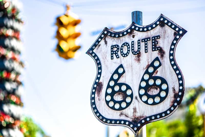 Route 66 Miami