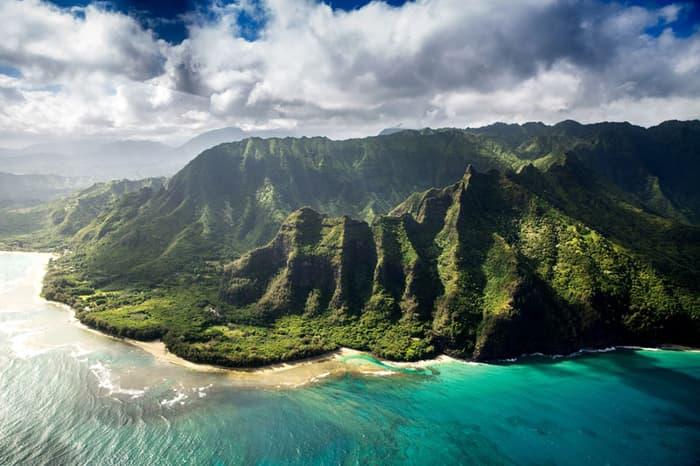 luna de miel hawai