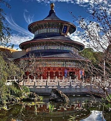 viaje luna de miel en china