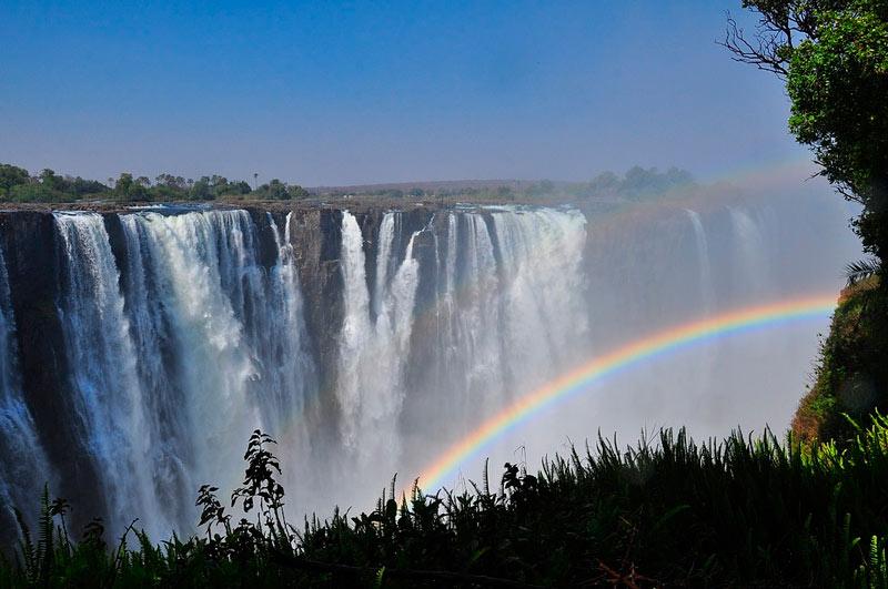 cataratas victoria zimbabwe luna de miel idea