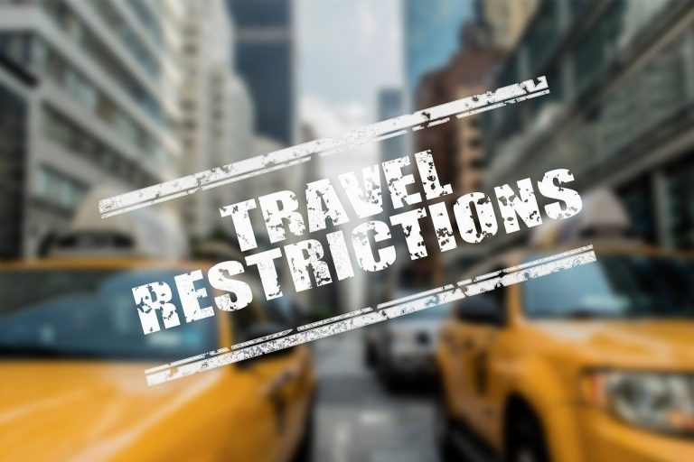 restricciones viaje covid