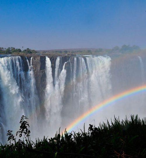 cataratas zimbabwe
