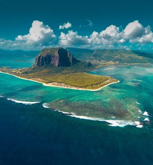 luna miel islas mauricio