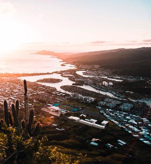 viaje de novios a hawai